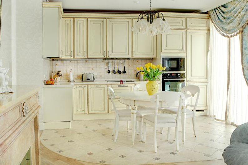 Плитка для кухни на пол - Керамогранитная плитка