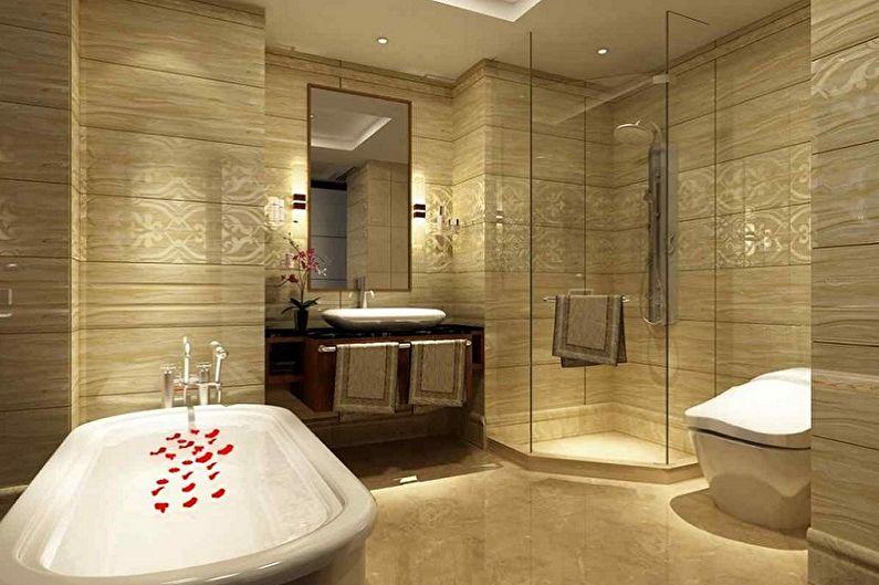 Плитка для ванной комнаты - Плюсы и минусы