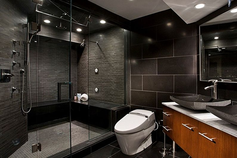 Плитка для ванной комнаты - фото
