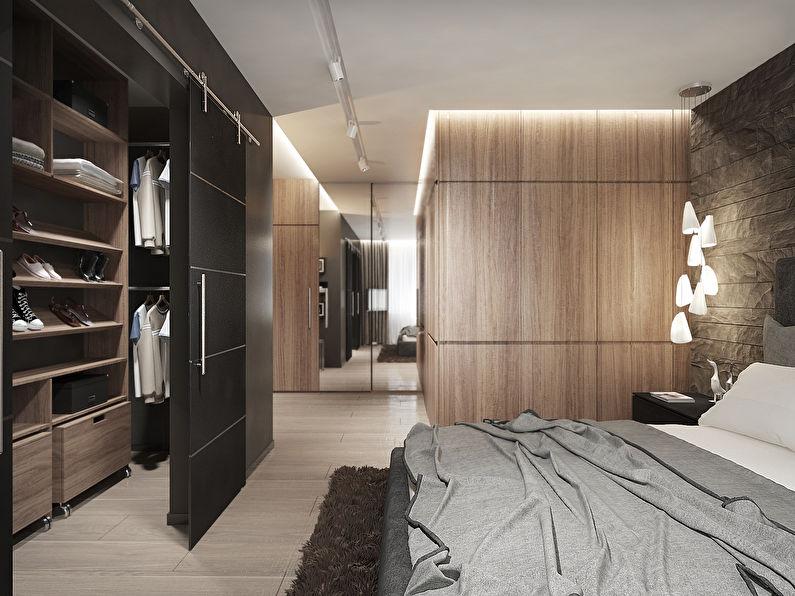 ЖК «12 Квартал» : Дизайн двухкомнатной квартиры, 86 кв.м.