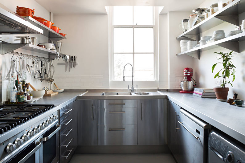 кухонная техника для стиля Лофт