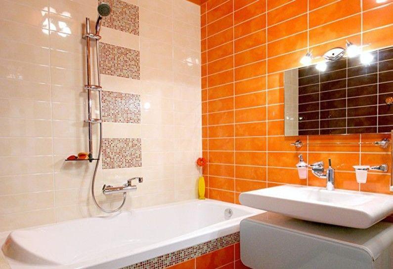 Дизайн маленькой ванной комнаты площадью 3 кв.м. (60 фото)