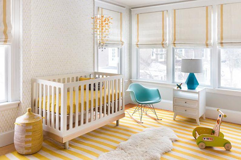 Babyzimmer Modern Gestalten