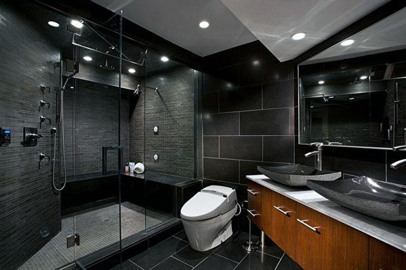 Сочетания цветов в интерьере ванной комнаты - Психологическое восприятие