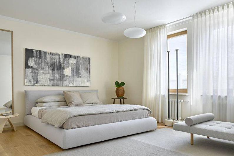 дизайн спальни 2018 80 фото современные идеи интерьеров
