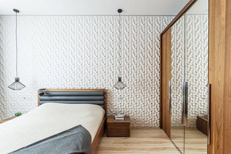 Дизайн спальни 2018 - Мебель