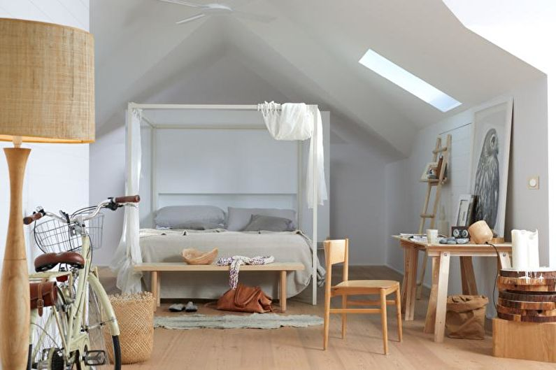 Дизайн спальни 2018 - Декор, текстиль и освещение