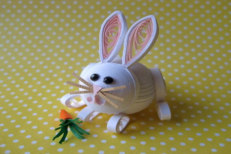 Квиллинг - Игрушки для детской