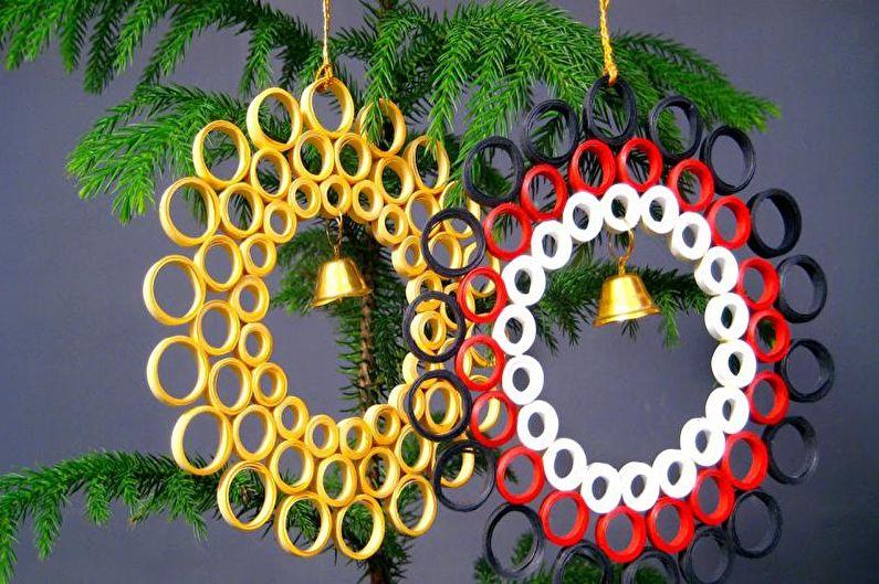Квиллинг - Праздничный декор