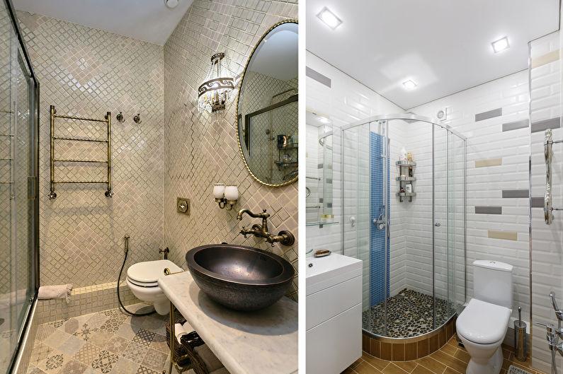 Узкая ванная комната как Вентиль для стиральных машин Nobili  AV00121/1CR