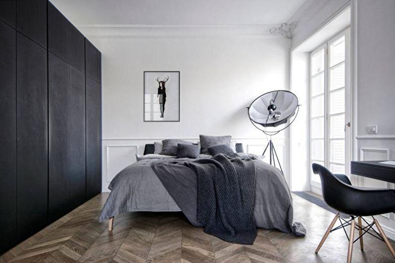 Дизайн спальни 2018 (80 фото): современные идеи интерьеров