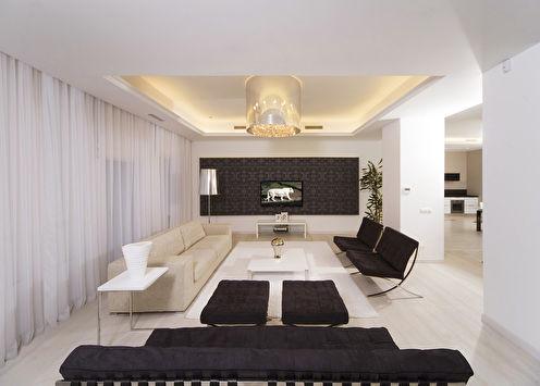 Квартира «Классика минимализма»