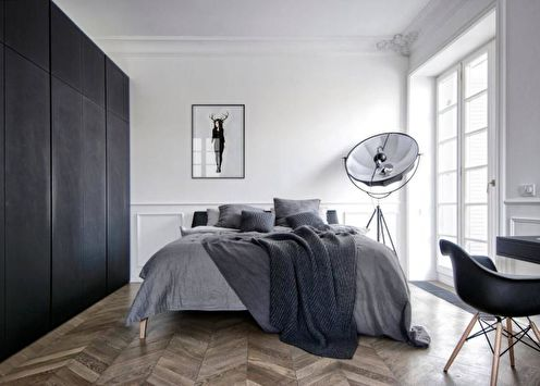 Дизайн спальни 2018: современные идеи (80 фото)