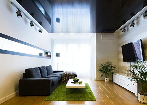 Квартира «Динамика в современном стиле»