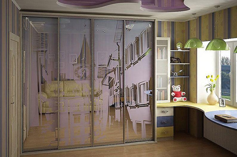 Дизайн маленькой комнаты для подростка
