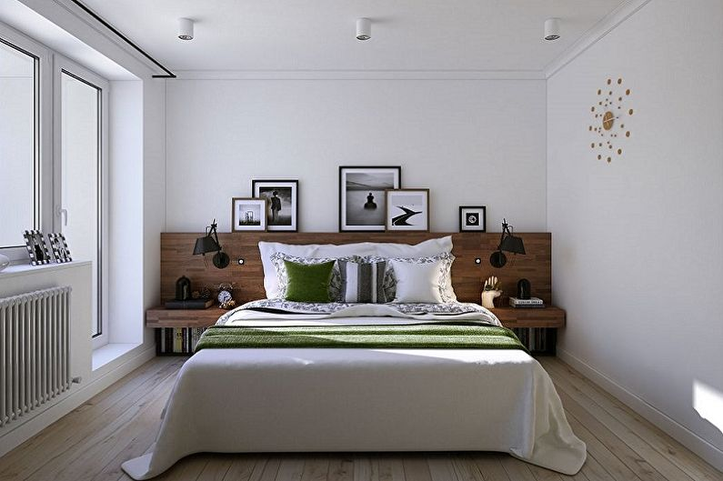 Идеи для интерьеров, ремонта и отделки спальни