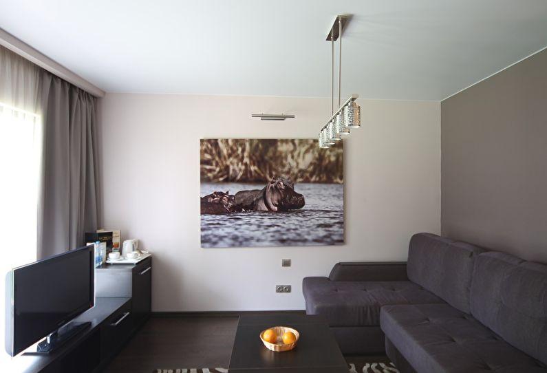 Картинки по запросу матовые натяжные пвх потолки фото
