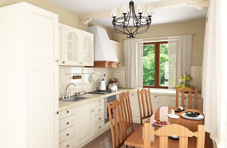 дизайн кухни в стиле прованс 50 фото интерьеров идеи ремонта