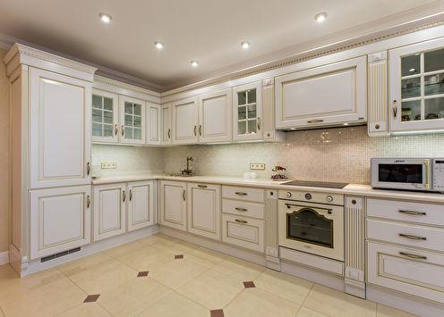 Bon Appetit: Кухня в классическом стиле