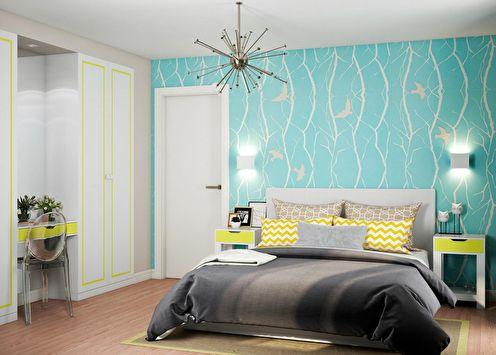 Спальня «Легкость бытия»