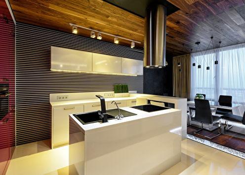 Кухня «Сочная фуксия»