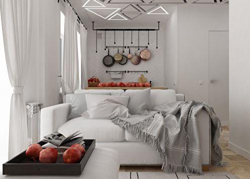 Дизайн квартиры «Cosmo»