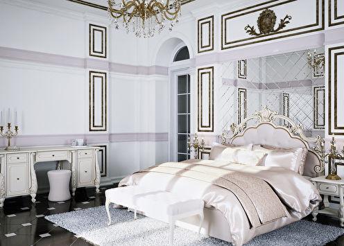 Спальня в классическом стиле «Утренняя звезда»