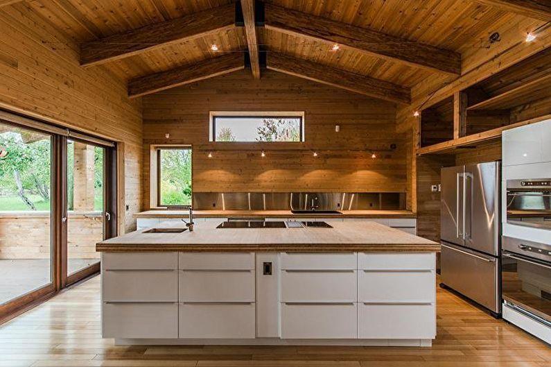 Дизайн кухни 2018 - Мебель