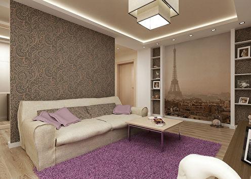Проект квартиры «И настроение улучшилось...»