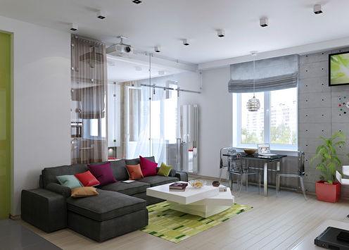 Квартира в сталинке, 47 кв.м.