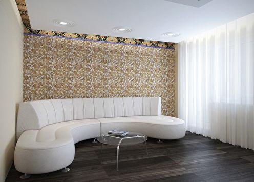 Дизайн квартиры в Одессе, 70 м2