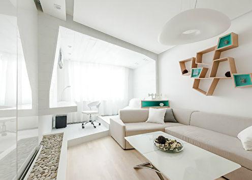 Дизайн гостиной для программы «Квартирный вопрос»
