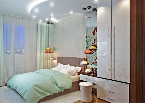«Весенние сны»: Спальня для девушки