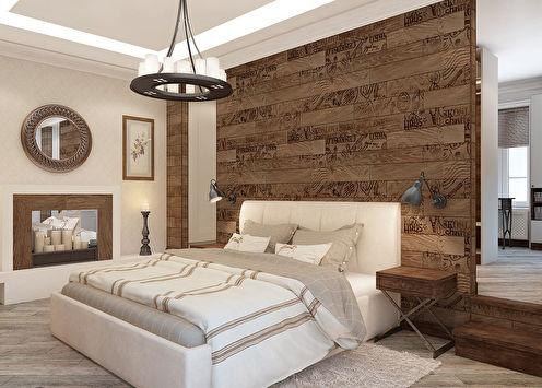 Спальня «Привилегии загородной жизни»