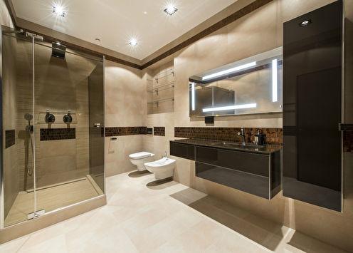 Дизайн ванной комнаты, Москва