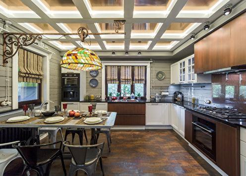 Кухня для передачи «Дачный ответ»