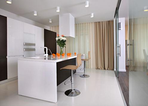 Квартира «Эстетика минимализма»