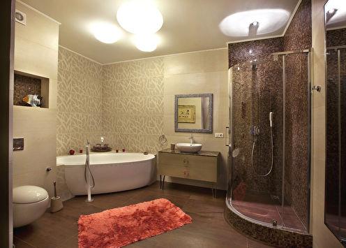 «Городской шик»: Ванная комната, Киев