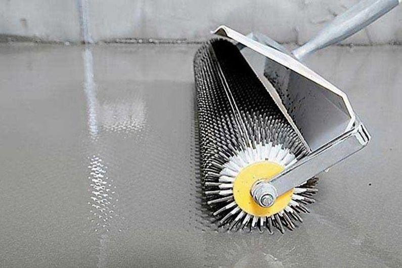 Как устанавливать наливные 3D-полы