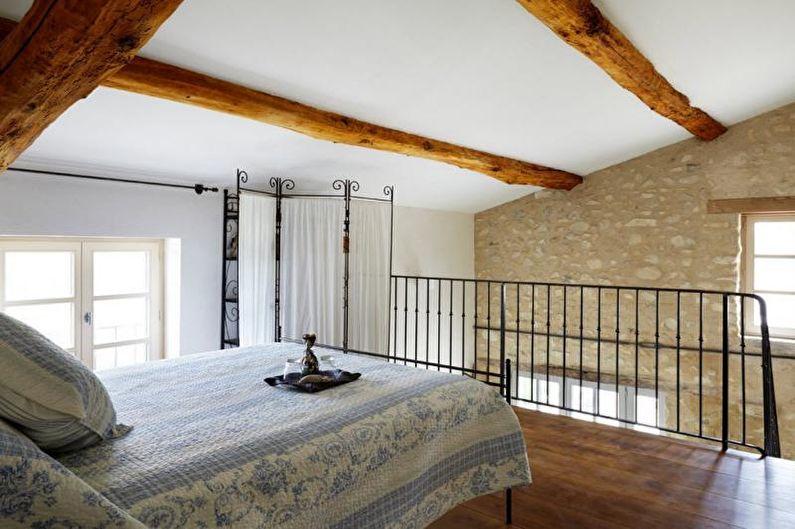 Дизайн интерьера в средиземноморском стиле - Отделка стен