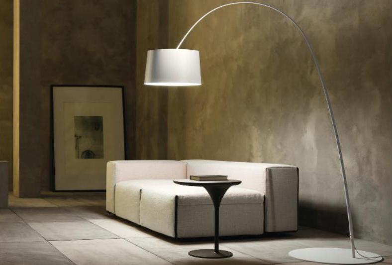 Стиль минимализм в интерьере - Текстиль, декор и освещение
