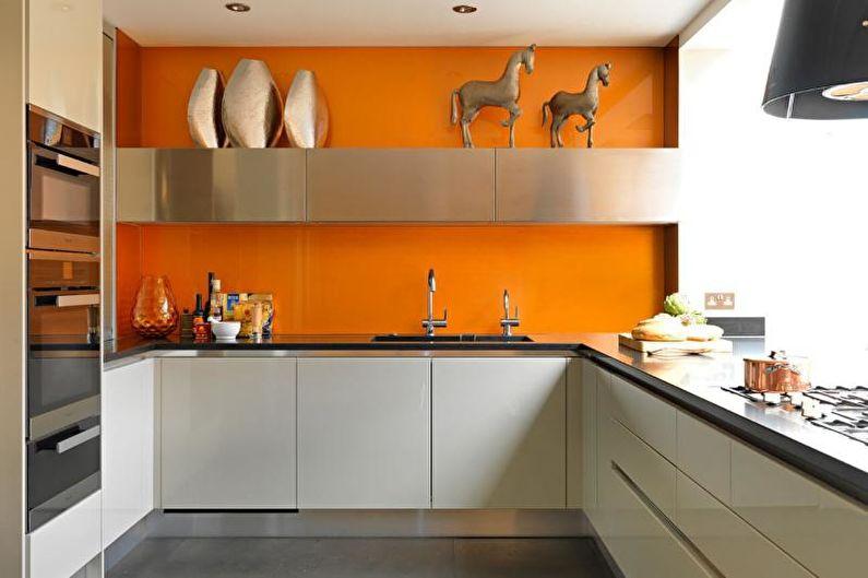 Специи в дизайне - Как выбрать цвет для кухни