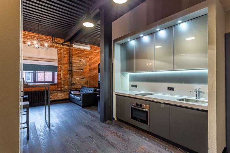 Дизайн двухкомнатной квартиры - Особенности современного ремонта