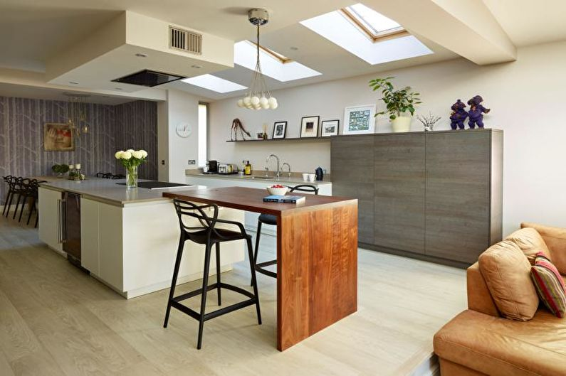 Кухня - Дизайн двухкомнатной квартиры