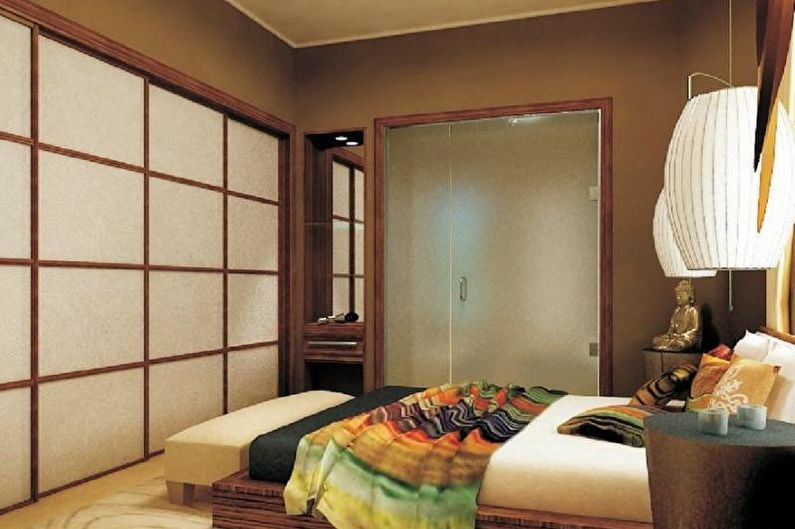 Малогабаритная квартира в японском стиле - Дизайн интерьера