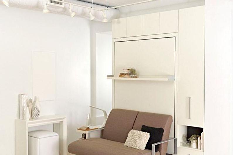 Дизайн малогабаритной квартиры - Мебель