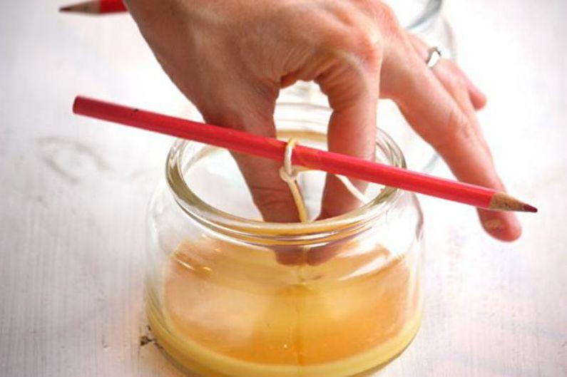 Декоративные свечи своими руками - Как сделать, инструкция
