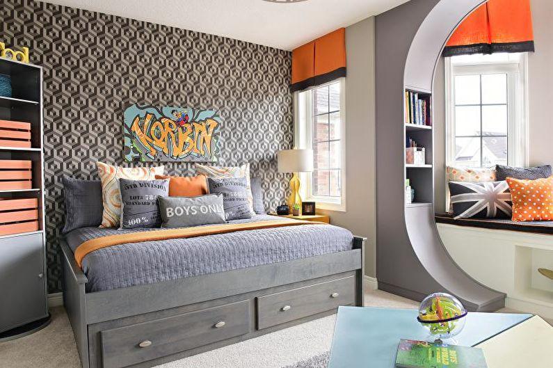 Дизайн комнаты для подростка (60 фото)