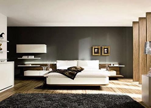 Дизайн квартиры в современном стиле (70 фото)