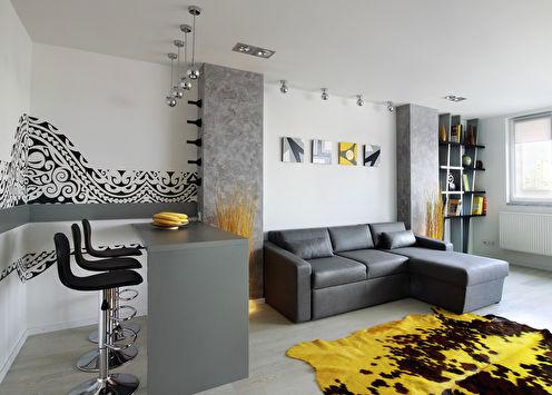 «Имени Маори»: Квартира 54 кв.м.